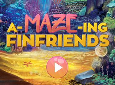 Maze HTML5 Game